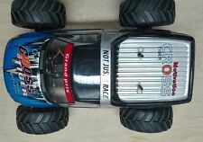 MONSTERTRUCK HBX BONZER CROSS TIGER 2.4GHz MODELLBAU *BLAU* AU1-10