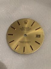 Rolex Oyster Perpetual Men's Watch Dial And Date Ring