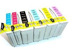 6 x Tinte für HP DesignJet 30 90 130 130R / Nr. 85 + 84 / C9425A-C9429A Patronen