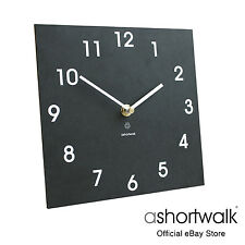 ashortwalk Eco Recycled Wall Clock Classic
