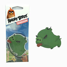 Angry Birds MINION PIG Hanging Car Home Air Freshener Freshner Scent - BUBBLEGUM