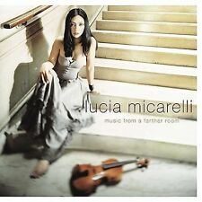 Lucia Micarelli-Music from a Farther Room CD NEW