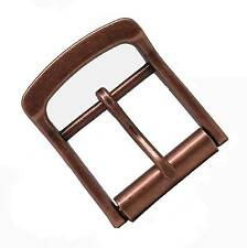 Dunham Roller Buckle and Keeper in 1, 1644-10 Antique Copper USA Classic