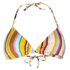 Paul Smith Swim Suit Top Multi Stripe Size 2