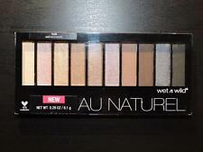 Wet n Wild ColorIcon AU NATUREL 753A Bare Necessities Eyeshadow Palette New 8.1g