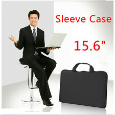 15.6 INCH Laptop Sleeve Bag Carry Case Cover For Macbook Apple Dell Sony Acer HP