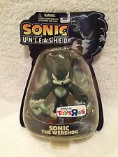 Sonic the Werehog Figure New Sealed