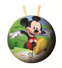 DISNEY MICKEY MOUSE KIDS UNICE KANGAROO SPACE HOPPING JUMPER BALL