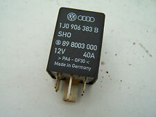 VW Golf mk4 (1997-2003) Relay 1J0906383B