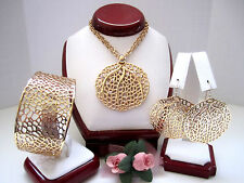 "Brighton ""FIJI"" Convertible Necklace-Earring-Bracelet Set (MSR$232) NWT/Pouch"