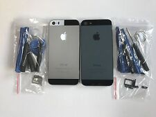 NEW iPhone 5 5S Back Rear Battery Housing Door Cover + TOOLS - Black/Silver/Gold