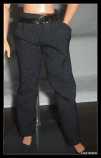 PANTS  BARBIE KEN DOLL X-FILES AGENT MULDER DRESS PANTS BOTTOMS  CLOTHING ITEM