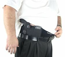 XL Ultimate Belly Band Holster for Concealed Carry | Black | Fits Gun Smith a...