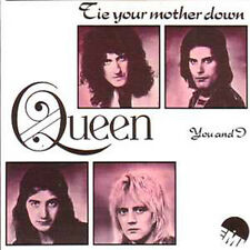 ★☆★ CD Single QUEEN Tie your mother down + HOLLAND + 2-track CARD SLEEVE ★☆★