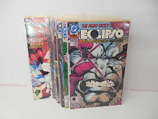 Eclipso Special Jewel Cover 1-16 DC Comic Books & Annual #1 Loren Fleming Giffen