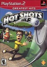 Hot Shots Golf 3 Playstation 2 PS2 - Complete