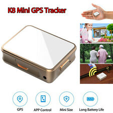 Spy Mini GPS Tracking Finder Device Auto Car Pets Kids Motorcycle Live Tracker