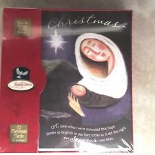 DaySpring Boxed Christmas Cards - Inspirational, Religious, with Scripture