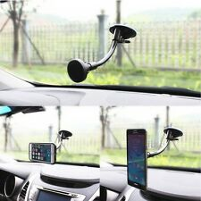 360º Car Suction Cup Magnetic Windshield Dashboard Mount Holder For Mobile Phone