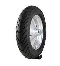 2 new 3.00-10 Garden Tractor Puller  Front Tires on Solid Aluminum Wheels Kit-R