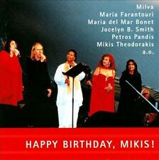 HAPPY BIRTHDAY MIKIS THEODORAKIS - NEW SEALED CD Live on Stage in Munich 2000