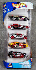 HOT WHEELS SET ~ CYBORG ASSAULT ~ 1980 CORVETTE ~ RED
