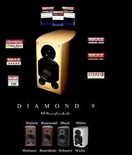 "Wharfedale Diamond 9.1 NEU AUDIO""Kauftipp"" STEREO""Excellent"" STEREOPLAY""Highligh"