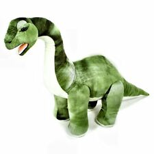 65cm Large Brachiosaurus Soft Cuddly Toy Dinosaur - Suitable for all ages (0+)