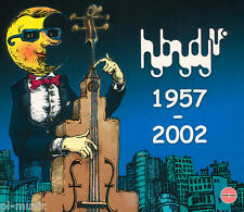 = HYBRYDY 1957-2002 / 4 CD /sealed