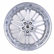 4 GWG Wheels 20 inch Chrome AMAYA Rims fits 5x114.3 ET38 FORD MUSTANG GT 2010-14
