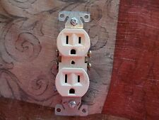 NEW Cooper 270-9A White Duplex Receptacle Outlet *FREE SHIPPING*