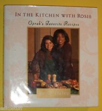In The Kitchen With Rosie 1994 Oprah's Favorite Recipes Nice Pictures! See!
