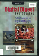 Digital Digest Photography: Digital Photography Instructional How-To DVD