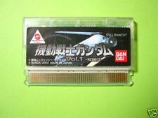 Kidou Senshi Gundam SIDE7 WonderSwan WS Wonder Swan JAPAN USED