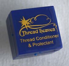Thread Heaven Conditoner Stops Threads Fraying Wax Beading