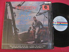 FREDDY AUF HOHER SEE - (1973) PETERS PILPS 7010 POLYDOR - GERMAN LP SHRINK