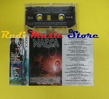 MC NAZCA Moviexperience pan flute songs italy NAZ 23 no cd lp dvd vhs