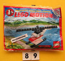 McDonald's Happy Meal 1989 Lego Motion #1A GYRO BIRD Helicopter 19 Pc SglToy MIP