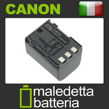BP-2L12 Batteria Alta Qualità per Canon HIGH DEFINITION Legria HG10 HV20 HV30