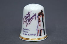 Dirty Dancing The Film Poster Bone China Thimble B/62