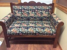 BOB TIMBERLAKE HARE & HOUND CHERRY SETTEE/ BENCH  LEXINGTON  MADE IN USA