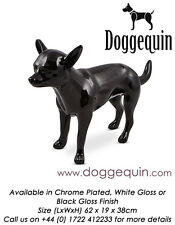 Taille de vie doggequin chien mannequin animal familier shop display mannequins Beatrice go