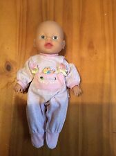 Zapf Creation BABY BORN swim doll  Mommy Look I Can Swim Doll GUC