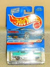 HOT WHEELS- METRORAIL- 2000 FIRST EDITIONS- NEW ON CARD- L37