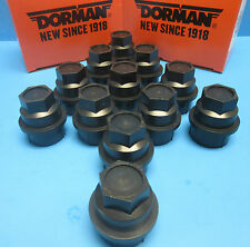 Set of 12 Wheel Nut Covers Replaces GM OEM# 6116071 for Cadillac Chevrolet GMC