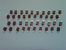 Mini Micro T-Plug Male and Female Connector for Deans Style RC Battery 20 Pairs