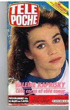 A- Télé Poche N°998 Valerie Kaprisky