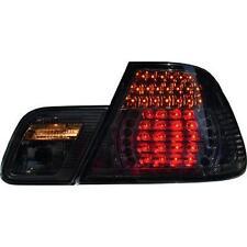 Coppia fari fanali posteriori TUNING BMW Serie 3 E46 98-01 berlina LED nero look