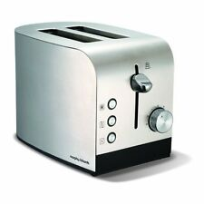 Morphy Richards Silver 2 Slice Stainless Steel Toaster With Illumination 44208