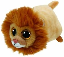 "Teeny Tys Regal the Lion 4"" Plush"